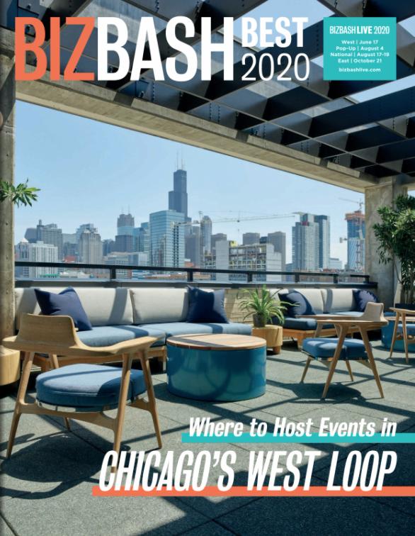 BizBash Best 2020 Print Issue: Chicago's West Loop