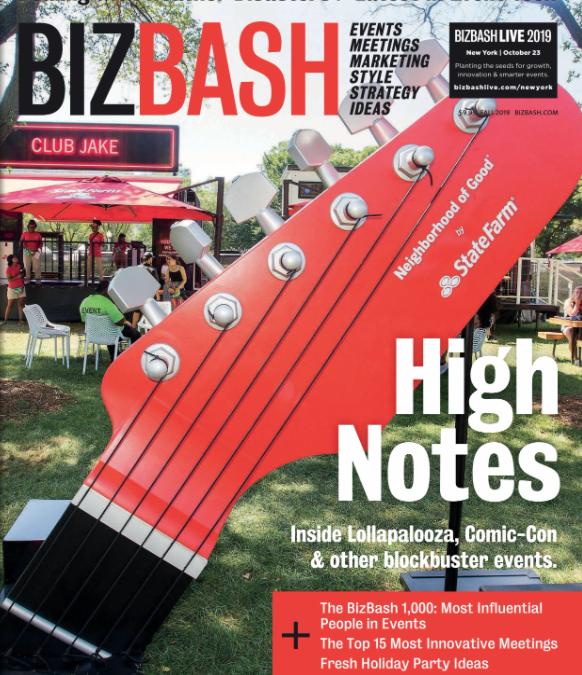 BizBash Fall 2019 Print Issue