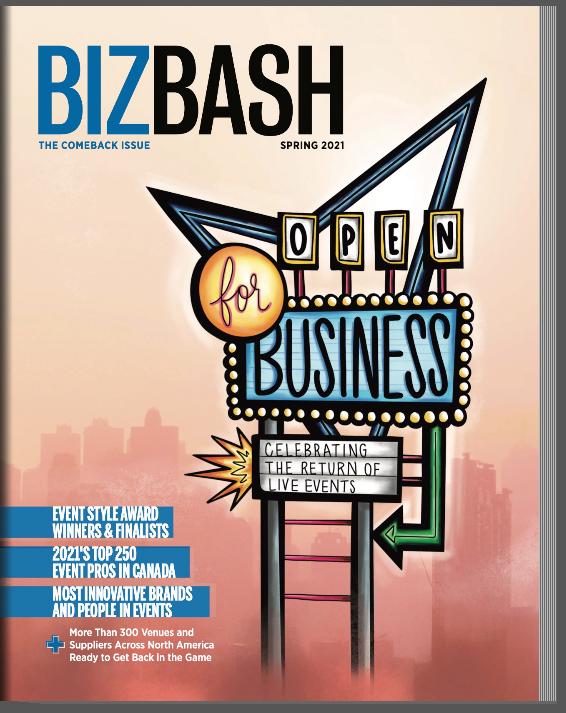 BizBash Print Issue Spring 2021