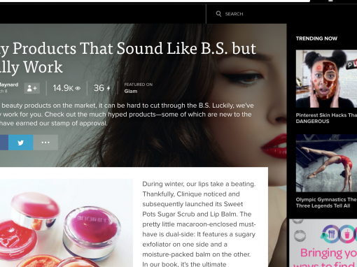 Beauty Products That Sound Like B.S. but Actually Work