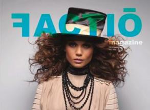 Factio magazine Fall 2009