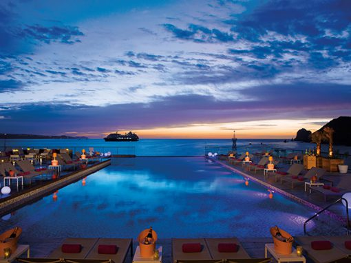 Factio Magazine: Where to Stay in Cabo San Lucas With Breathtaking Marina Views