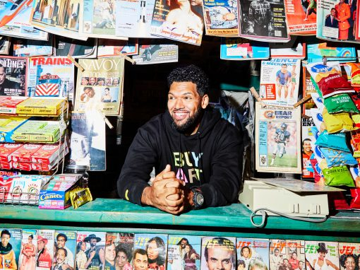 Travel Insider Magazine: Artist Hebru Brantley Dishes on His Immersive Art Experience Nevermore Park, Plus His Favorite Spots in Chicago