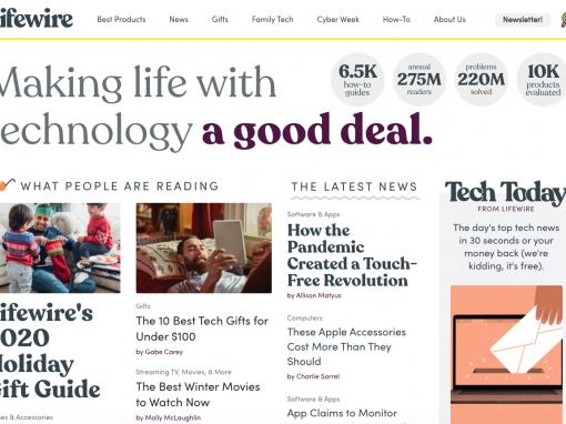 Editorial Quality Assurance for Dotdash: Lifewire