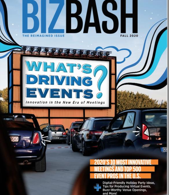 BizBash Fall 2020 Print Issue: Chicago Venues